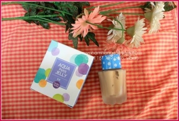 BB CREAM THẠCH AQUA PETIT JELLY HOLIKA HOLIKA